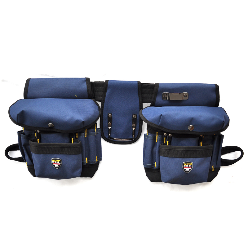 Oxford Fabric Multifunctional Tool Belts Waist Bags Contains the lid Electricians Work Bag
