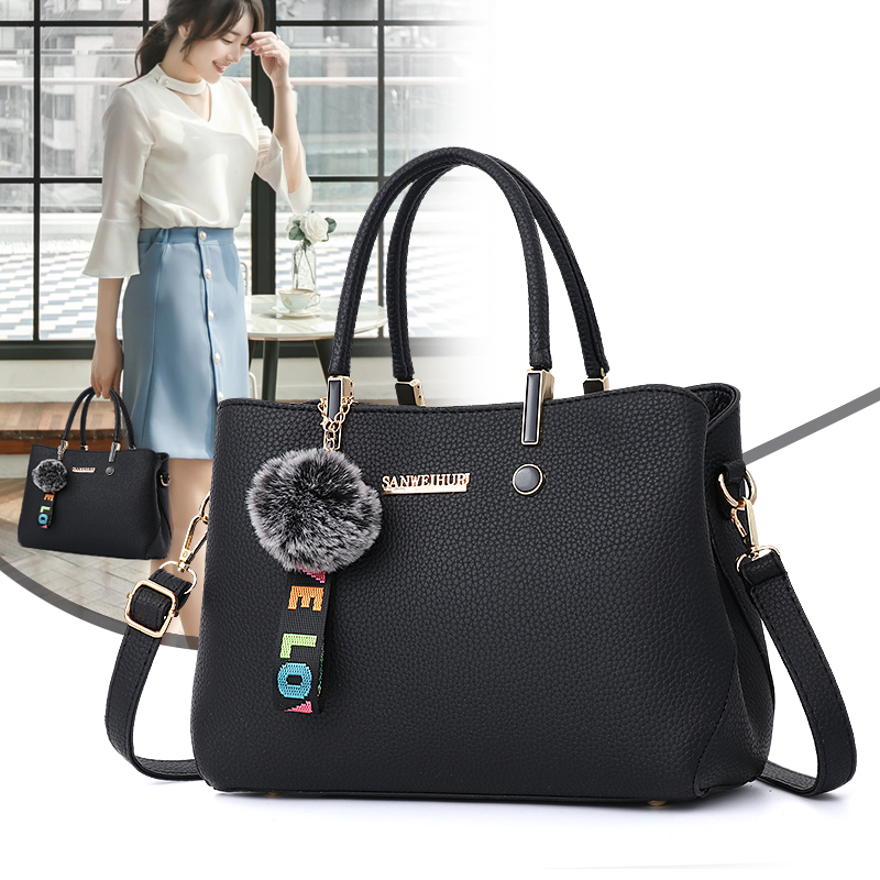 Women messenger handbags new spring summer 2018 inclined shoulder bag  women s leather handbags Bag ladies hand bags HuanWei c60917507