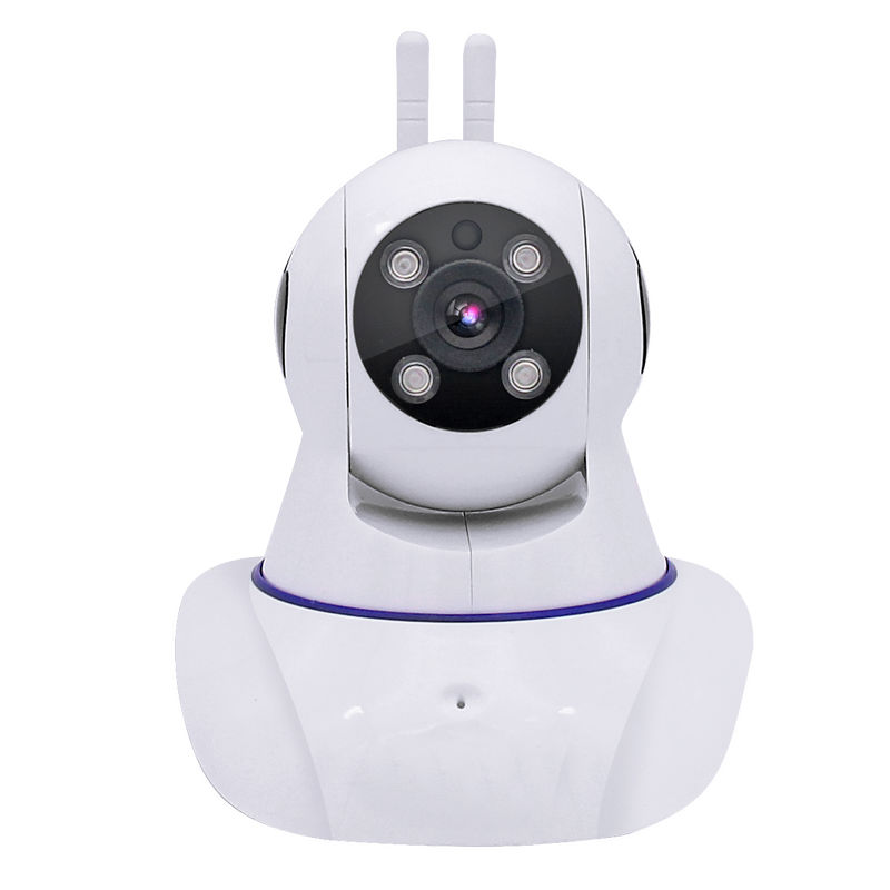 YobangSecurity 960P HD Mini Wireless WiFi Network IP Camera Baby Pet Monitor with Two Way Audio Motion Detection With 2 Antenna