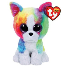 Ty Beanie Boos Rainbow Dog Plush Toy Isla Doll With Tag 6″ 15cm