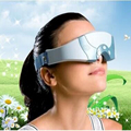 Electric Eye Care Massager  Health Care Forehead Eye massage USB glasses Mask Migraine DC Electric Alleviate Fatigue Healthy A2