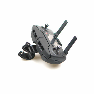 Image 3 - Remote Controller Bicycle Bracket transmitter Signal Holder Clip Outdoor Bike For DJI Mavic Pro Spark mavic 2 Drone Accessories