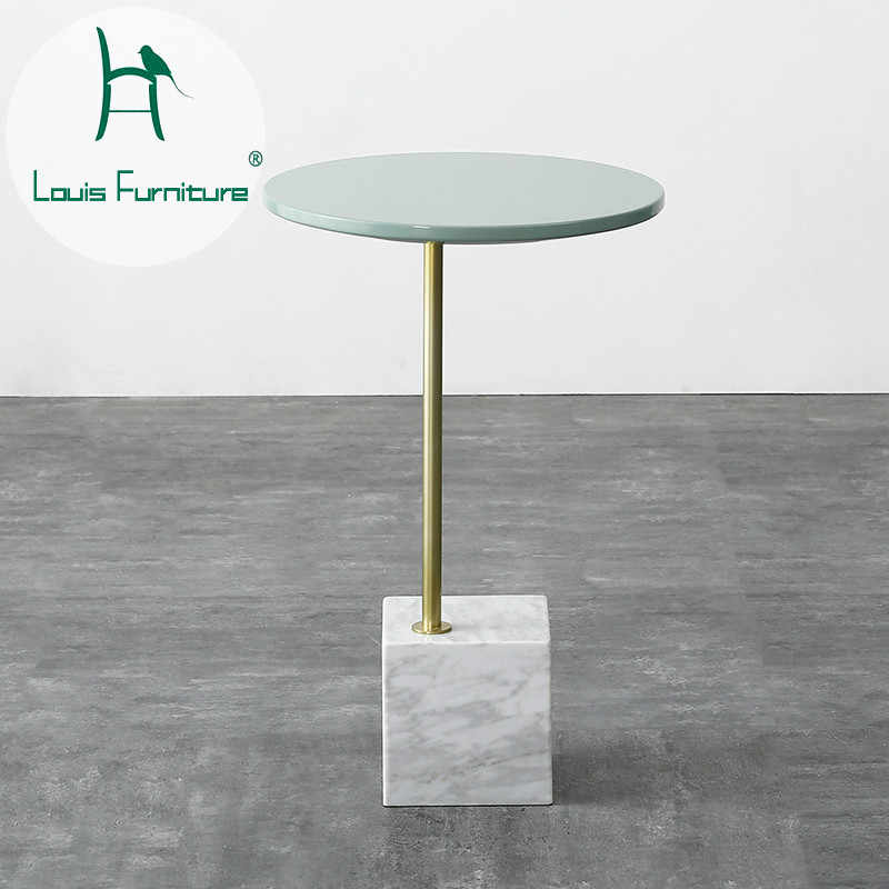 Louis Fashion Coffee Tables Nordic Sofa Garry Edge Several Creative Simple Designer Side Tea Table