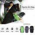 Rock universal saco do telefone esportes sob 6 polegada dispositivo esportes armlet para iphone 6 s plus para samsung s7 edge note 7 para xiaomi/meizu