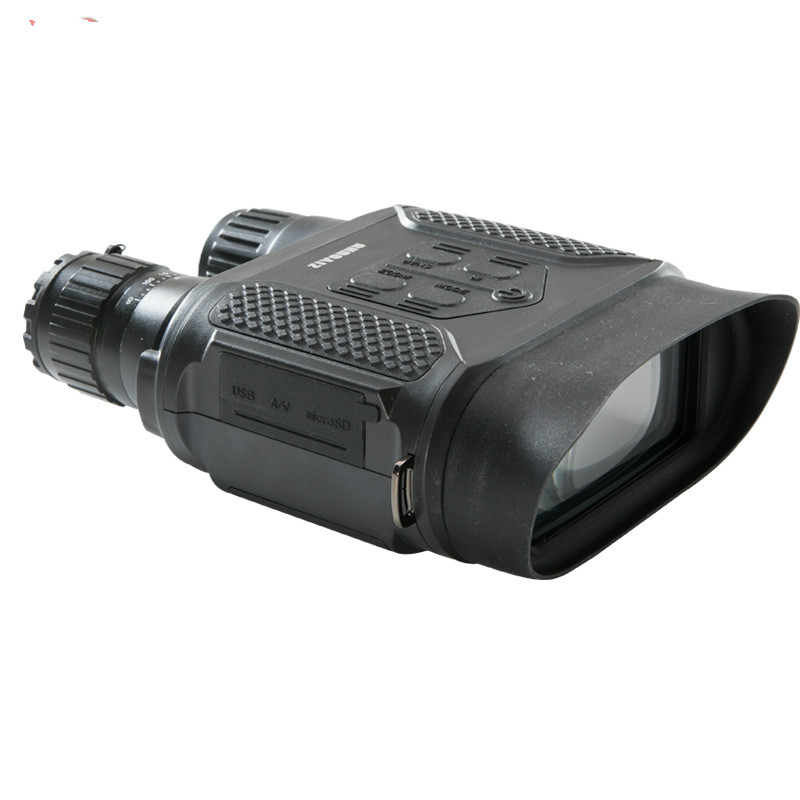 Hunting HD Digital Night Vision Device Tactical Military Quality 7X31 Infrared Binoculars IR Camera For Hunter