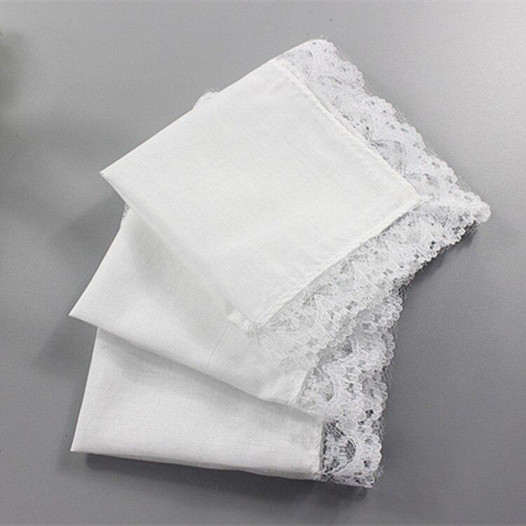 Lace Handkerchiefs, Lace Hankies, Lace Hanky
