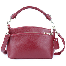 Hot Brand Multi-function European And American Messenger Bags New Arrivals Genuine Leather Women's Bag Large Capacity Handbags