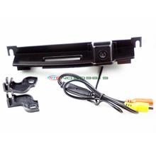 CCD Rearview Camera for Nissan Tiida trunk handle switch camera Backup Waterproof HD Night vision wide angle