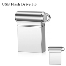 USB Flash Drive mini usb flash 3.0 pen drive memory card usb stick pendrive 64 gb 3.0 128gb 32gb 16gb 8gb key free logo