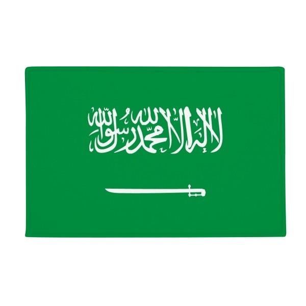 Saudi Arabia National Flag Asia Country Anti-slip Floor Mat Carpet Bathroom Living Room Kitchen Door 16x30Gift