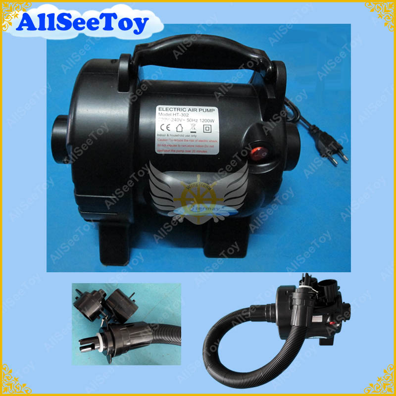 US $109.0 |FREE Shipping 1200W Inflatable Air Pump for Inflatable Swimming  Pool,Inflatable Air Blower with CE/UL Certificated-in Inflatable Bouncers  ...