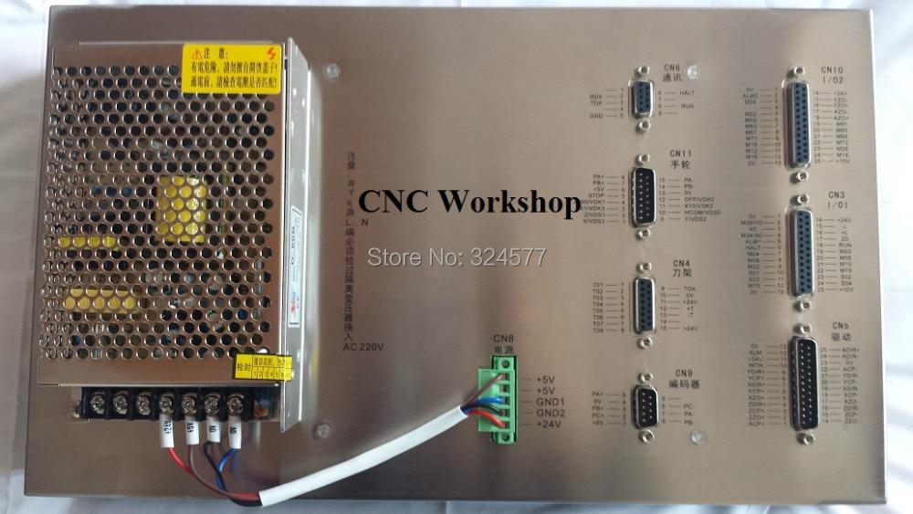 4 ašių nauja versija Anglų skydo CNC valdiklis tekinimo staklėms - Staklės ir priedai - Nuotrauka 2