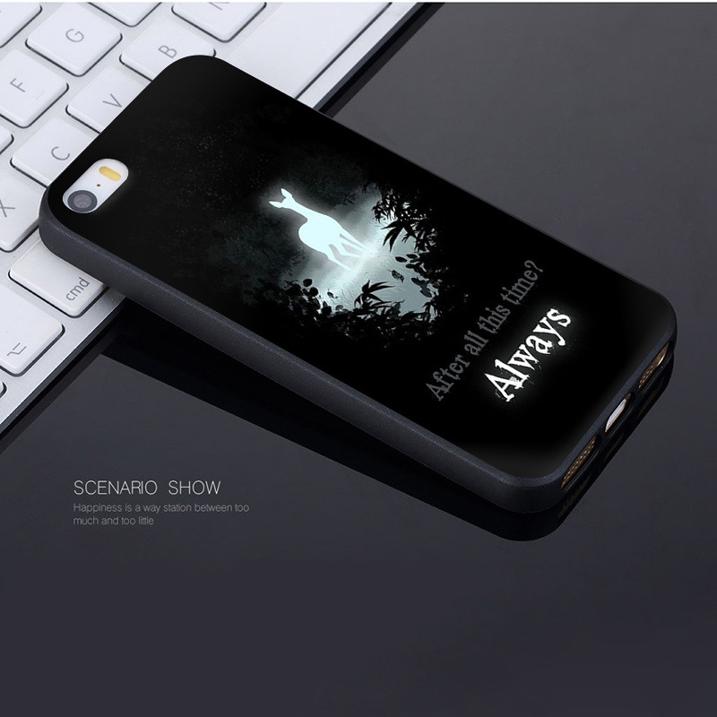 Yinuoda For Iphone X 7 Xs Max Case Harry Potter Always Slytherin