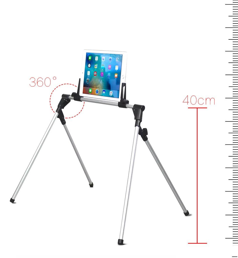 Portefeuille Tablet Mount Holder Floor Desk Sofa Bed Stand For iPad Pro 12.9 10.5 mini 4 2 Xiaomi mi Pad 4 3 Soporte Accessories (5)
