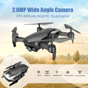 M69 FPV Drone with 720P Wide-angle WiFi Camera 2