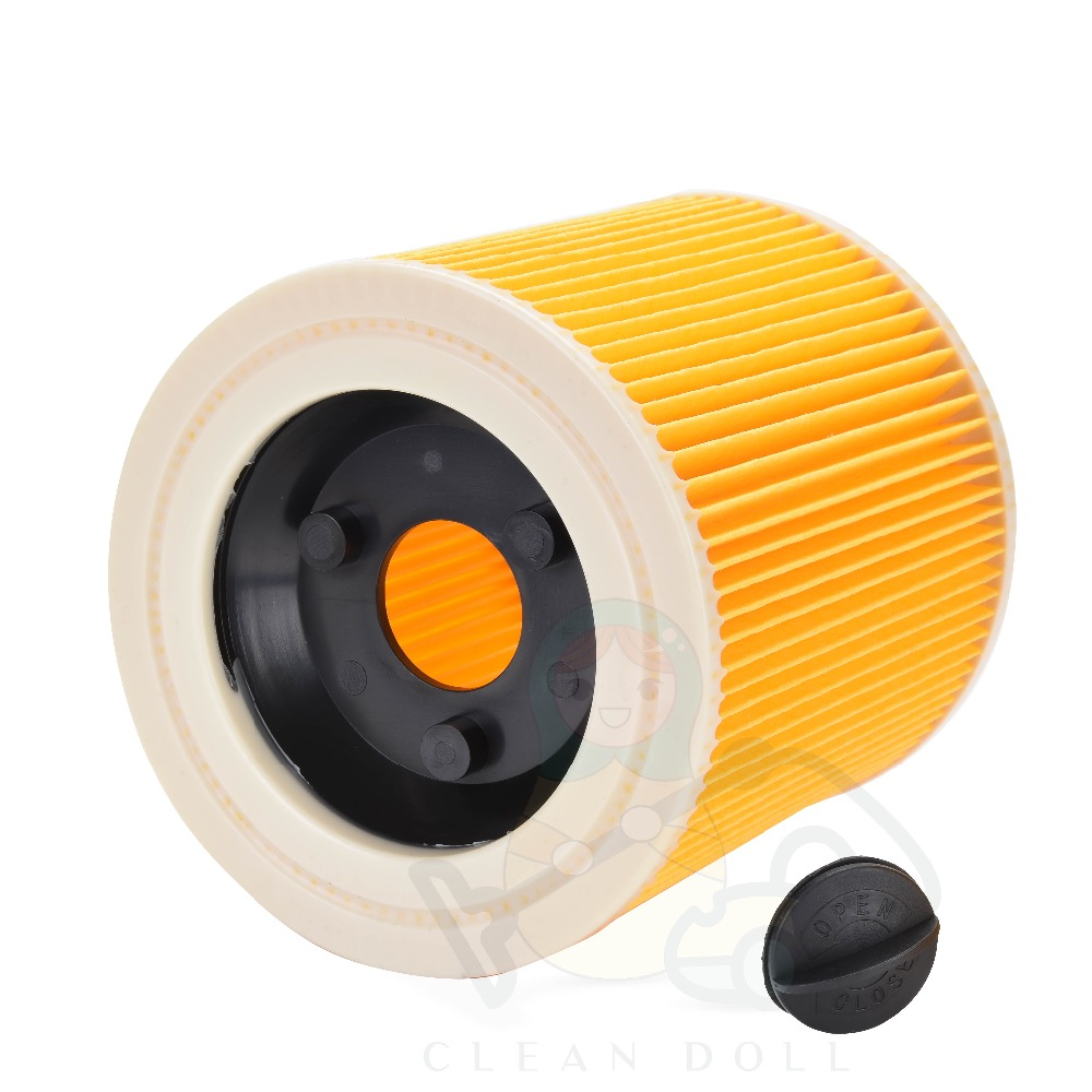 Image 4 - Replacement Filter Karcher cleaner bags for Karcher WD3 WD 3.300 M WD 3.200 WD3.500 SE 4001 SE 4002 WD3 P 6.959 130 bag filter-in Vacuum Cleaner Parts from Home Appliances