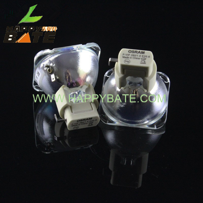 Free shipping 180 days warranty 5J.07E01.001 Original projector bare lamp for BENQ MP771 VIP280 1.0 E20.6 happybate free shipping original bare lamp 5j ja105 001 for benq ms511h ms521 mw523 mx522 tw523 180day warranty