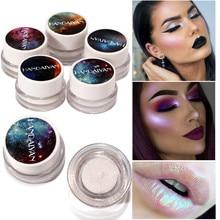 Hot Makeup Glitter Highlighter Eyeshadow Cream Shimmer Beauty Eye Shadow