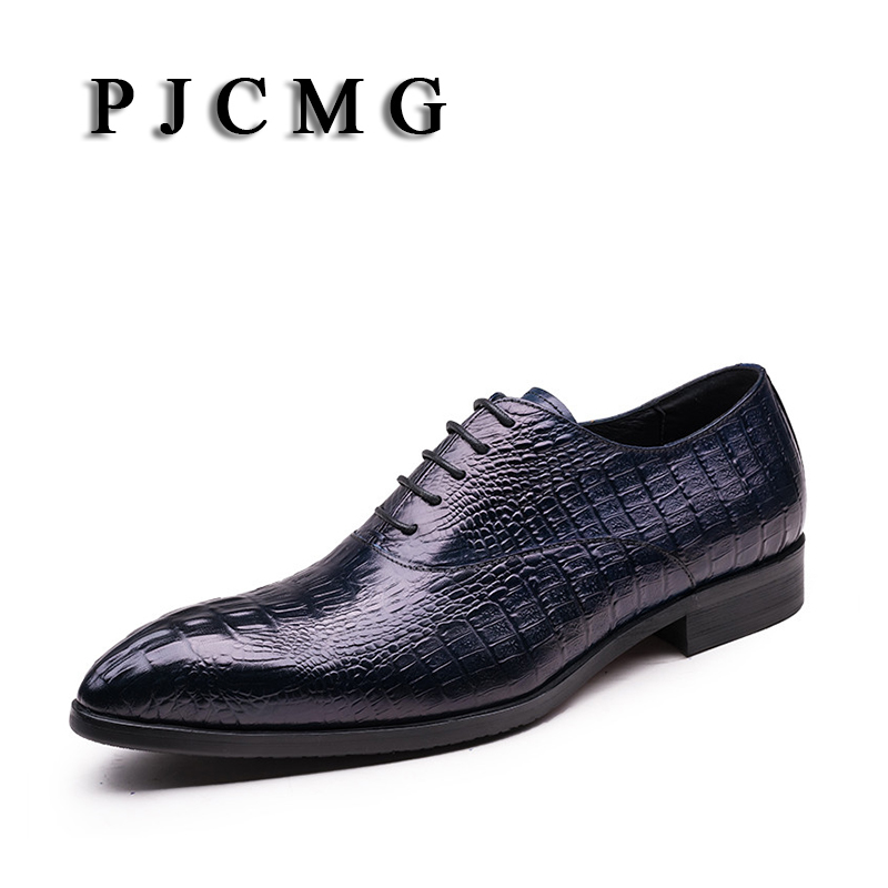PJCMG New Spring And Winter Men Loafers,Crocodile Grain Men Shoes Leather Breathable Casual Flats Shoes Comfortable Size:37-44 cbjsho brand men shoes 2017 new genuine leather moccasins comfortable men loafers luxury men s flats men casual shoes