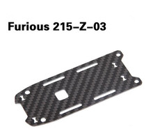 Walkera Furious 215-Z-03 Battery Fixing Plate Carbon Fiber Board for Walkera Furious 215 FPV Racing Drone Quadcopter Aircraft