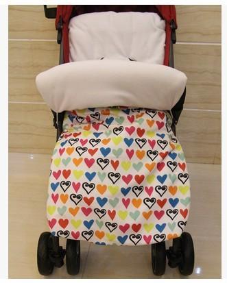 Mango bebé cochecito saco de dormir de invierno bolsas pies cubierta a prueba de viento y carro a prueba de agua silla de ruedas yoyo cochecitos accesorios