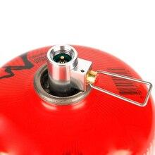 Походная плита, металлический газовый адаптер, цилиндр, плоский газовый резервуар плита, адаптер, клапан, канистра, газовый конвертер, бутановый бак, разъем