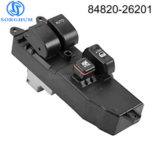 New 84820-26201 Electric Master Power Window Switch For Toyota Hiace 2006-2014 8482026201