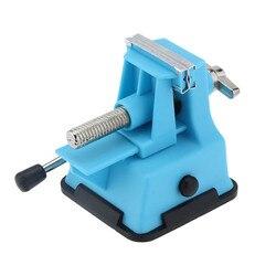Wysokiej jakości PD-372 Mini imadło ławka robocza uchwyt stołowy ławka dla DIY Craft moduł naprawiono narzędzie do naprawy