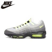 3fe991aef0334 NIKE Air Max 95 OG Original para hombre zapatos para correr zapatos de  malla transpirable estabilidad apoyo deportes zapatillas .