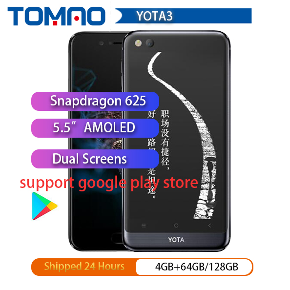 New Yota 3 Yota3 Yotaphone 3 Octa Core 4G 64G OS8 1 Dual Screen 5 5