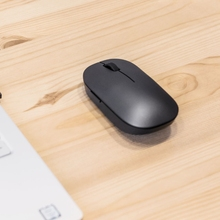 Xiaomi Mi Mouse Wireless Mouse Black 2.4Ghz 1200dpi Portable For Macbook Windows 8 Win10 Laptop Computer Video Game