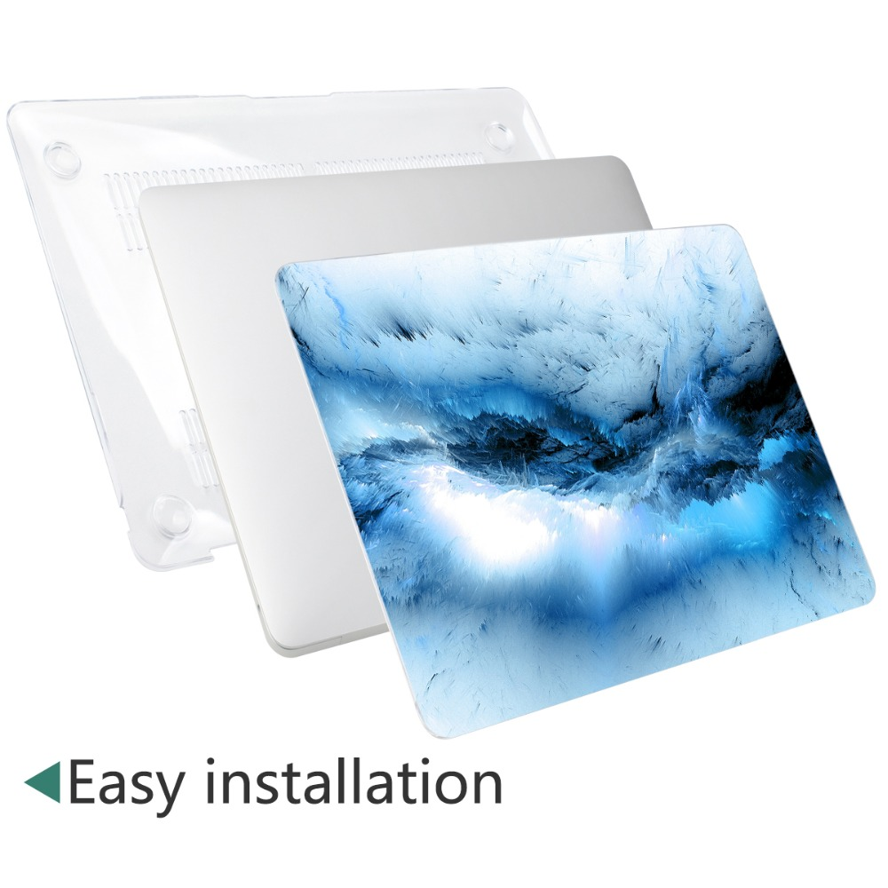 Marble Sky Case for MacBook 152