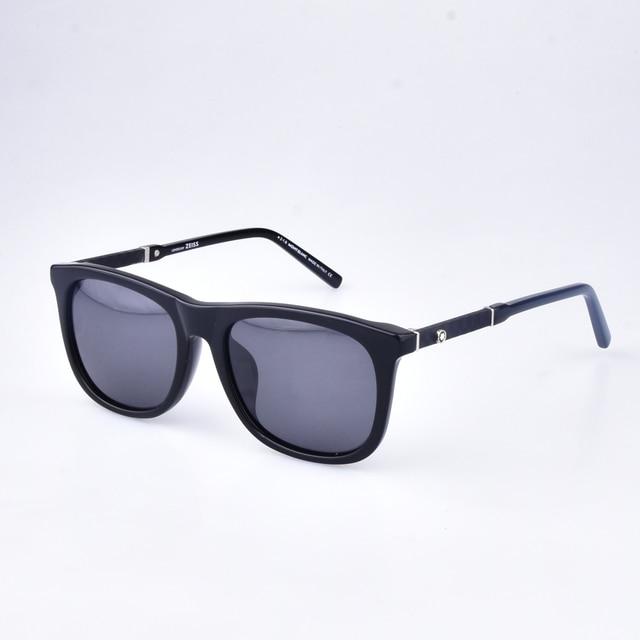47d2dbe35 Novo estilo Europeu e Americano óculos de sol MB606 acetato polarizada  retro motorista