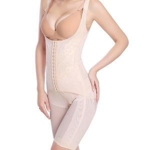 Image 4 - Espartilho sexy modelador mágico feminino, espartilho emagrecedor modelador perna