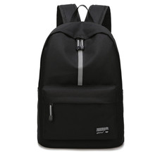 Backpack High School Student bag Female Fashion Trend Men's backpack College Wind Travel Backpack wenjie brother canvas shoulder college wind high school student bag junior high school student travel backpack small fresh