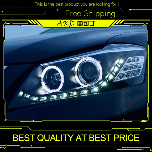 2012 camry led headlights