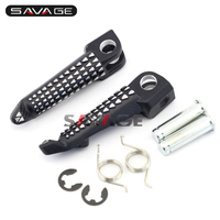 For KAWASAKI ZX 6R NINJA ZX 10R Z1000 Z900 Z800 Z750R Z650 Motorcycle Rider Front Foot