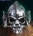 Thor Mjolnir Helmet Skull Ring