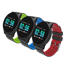 цена на Timethinker KY108 Smart Watch Android IOS Waterproof Pedometer Heart Rate Monitor Multi-sport Fitness Tracker smartwatch