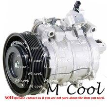 New AC Compressor For Honda Crosstour Accord 2.4L Gas 38810R40A01 4472606960 MC4472606960
