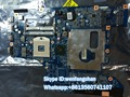 Free shipping new Laptop  motherboard without vga chipsets for V570  10290-2 48.4PA01.021 LZ57 MB