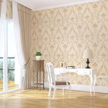 PAYSOTA European Style 3D High Quality Wallpaper Bedroom Living Room Decorated Wall Paper Roll