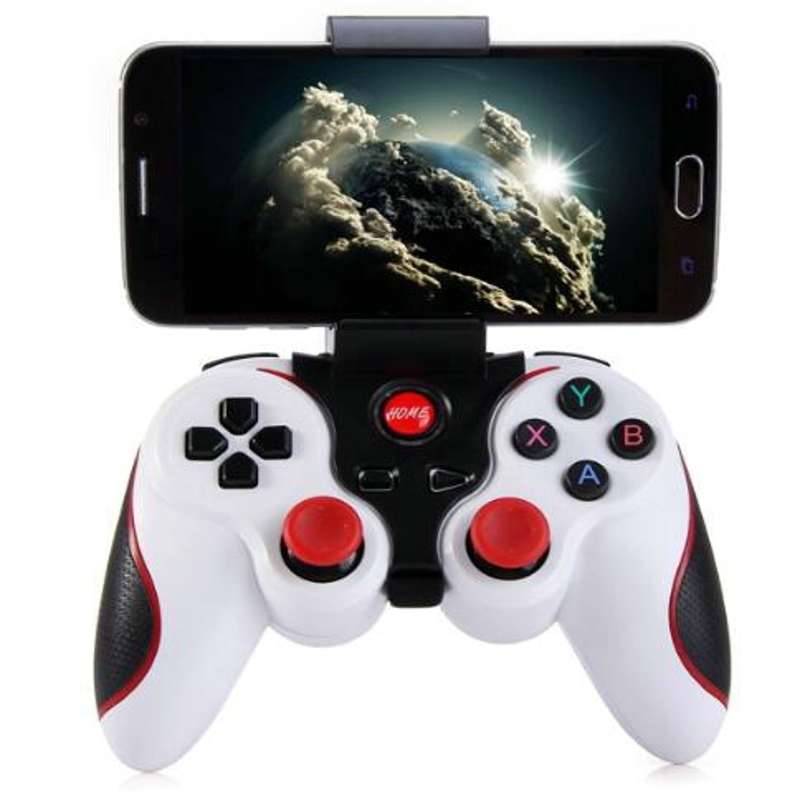 T3 Gamepad Smart Phone Game Controller Wireless Joystick Bluetooth 3.0 Android Gamepad Gaming Remote Control for Phone Tablet