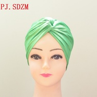 Unique Design Women Shinning Green Headbands Elegant Europe Fashion Trend Hairbands Also Can Be Weared As