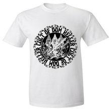 Cheap Shirts Print Short O-Neck Mens Cool Cult Of Dom