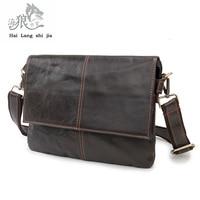 New Style Casual Fashion Leather Men S Shoes Men S Shoulder Messenger Bag Men S Hand