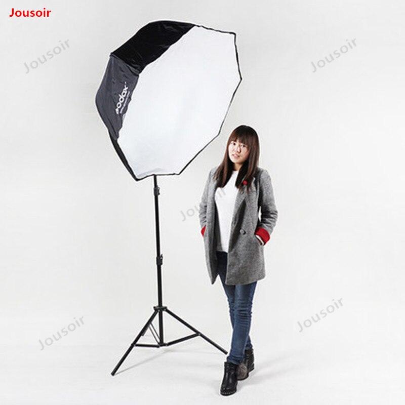 Godox 120 cm machine lampe octogonale parapluie softbox lumière douce tissu machine top flash softhood costume pour AD200 V860II CD50 t03