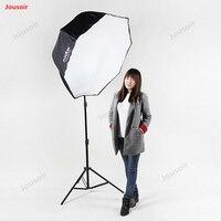 Godox 120cm 47.2in Portable Octagon Softbox Umbrella Brolly Reflector for Studio Strobe Speedlight Flash CD50 T03 LB1