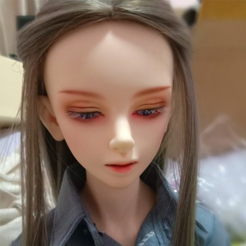 1//3 SD BJD Dolls Single Head Uncle White Skin Resin free ship