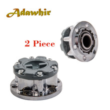 2PCS Wheel Locking Hub 28 Teeth Manuel MB886389 For MITSUBISHI Pajero Triton Pick Up L200 4x4 ,L300 4x4,Montero